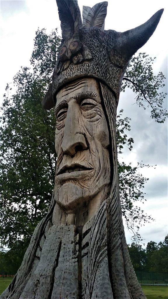 Toth sculpture in Paducah