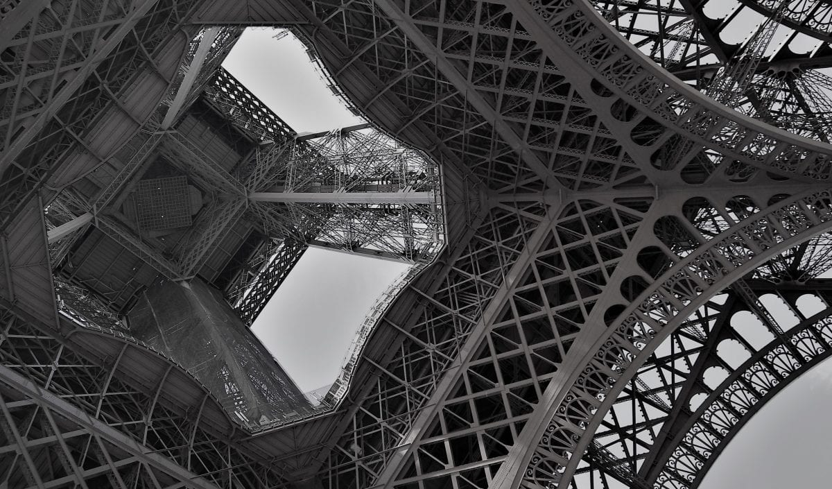 My Memories of the Eiffel Tower