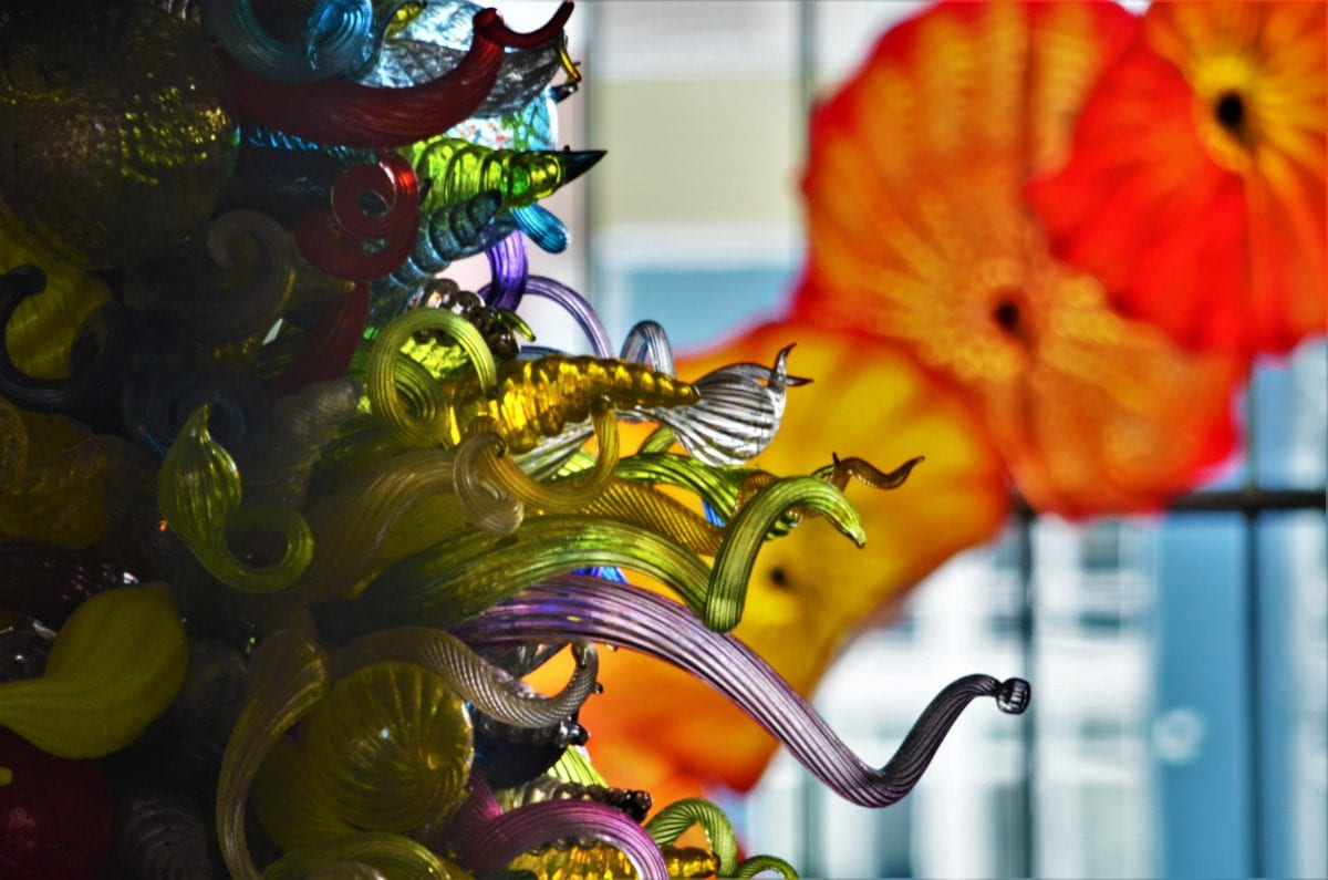 On the Trail of Dale Chihuly in Tacoma, Washington