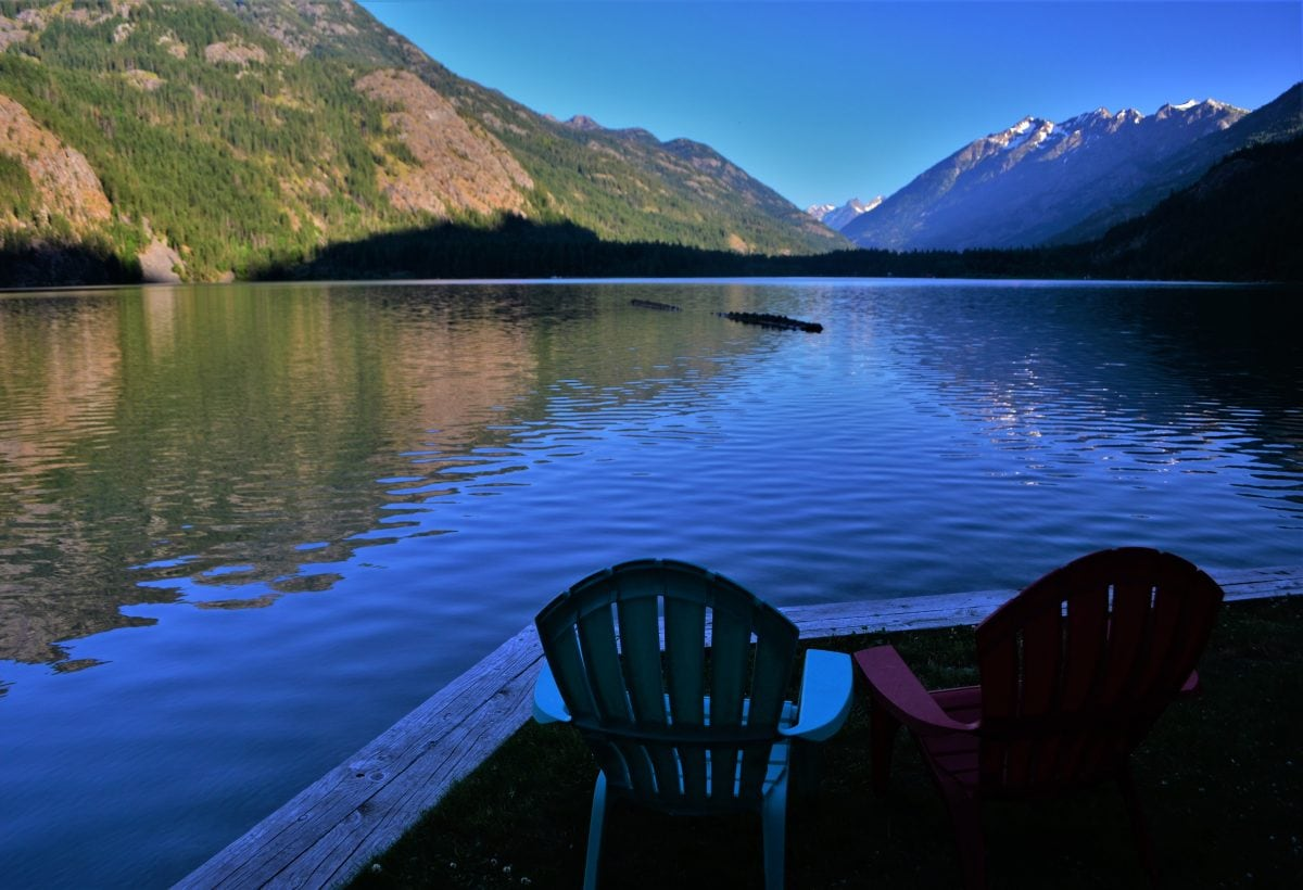 Unplugging at the Lodge at Stehekin – a North Cascades National Park Adventure
