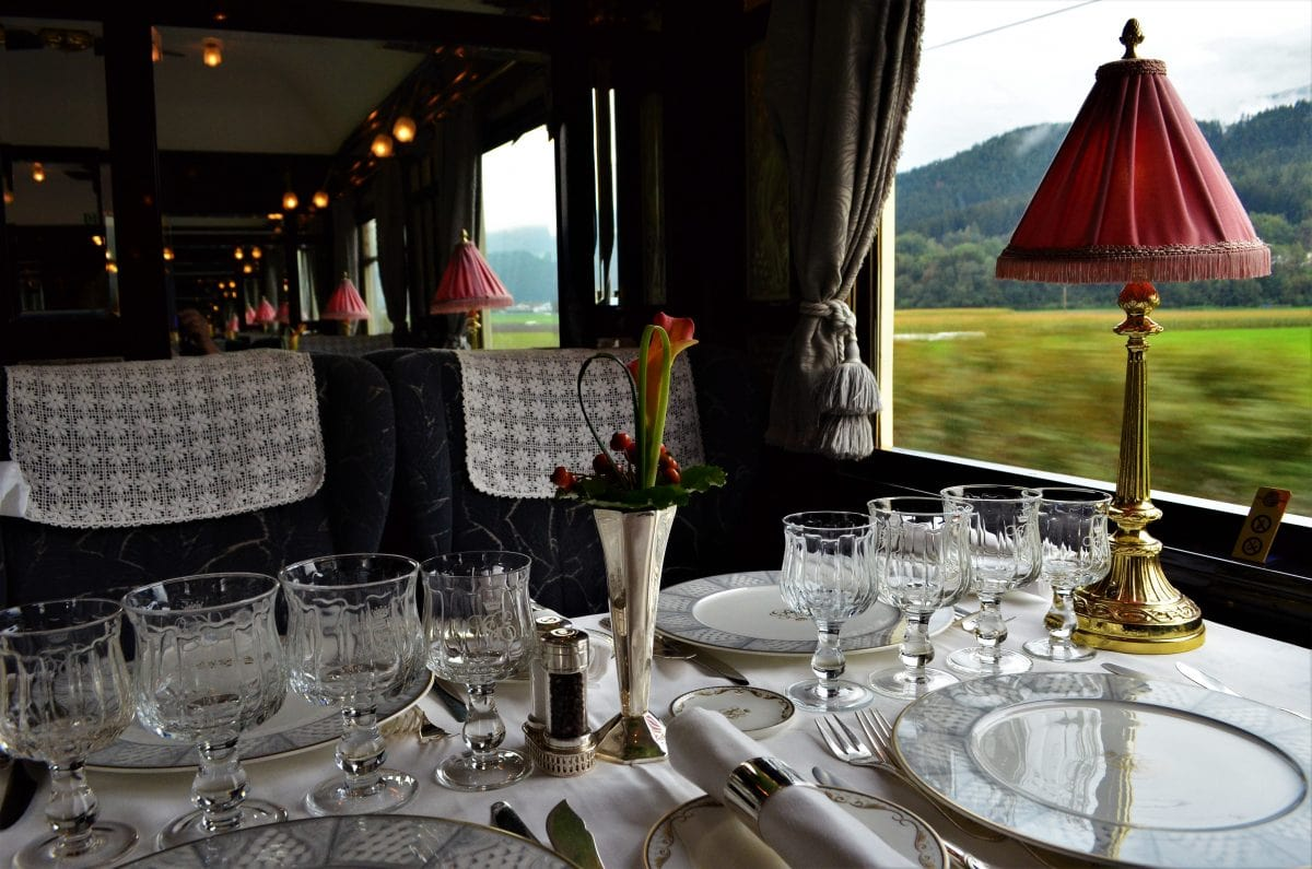 Luxury Without Murder – My Orient Express Experience