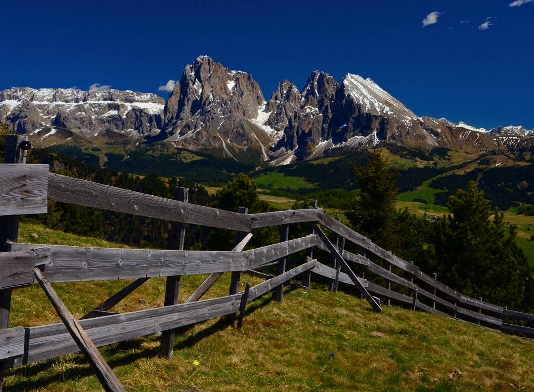 PhotoPOSTcard: Italy's Dolomites – Built by Mother Nature, Tamed by Man