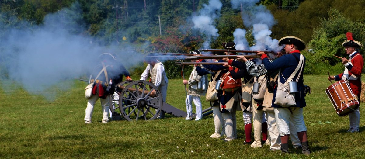 Mushrooms, Muskets and Funnel Cakes – A Festival Weekend in the Brandywine Valley