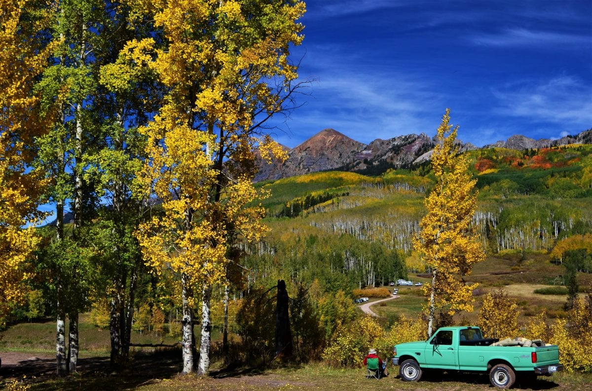 Sharing 25 Colorado fall pictures