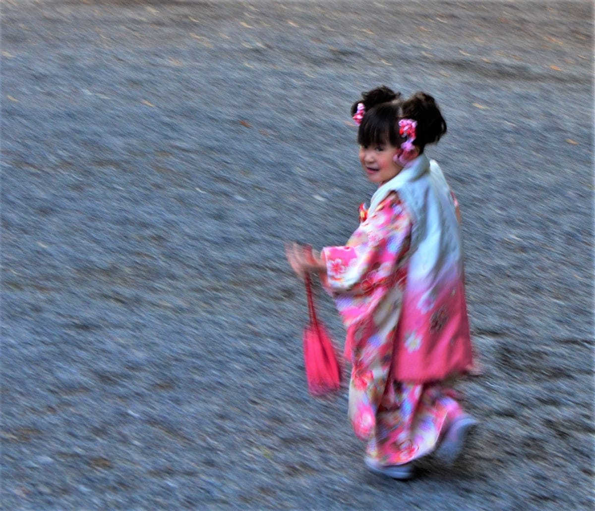 Photo POSTcard: Shichi-Go-San – Japan's Cutest Festival