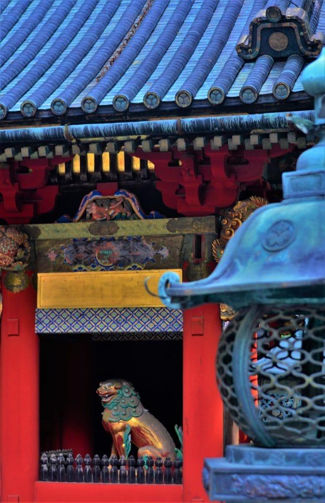 Toshogu Otomemon gate