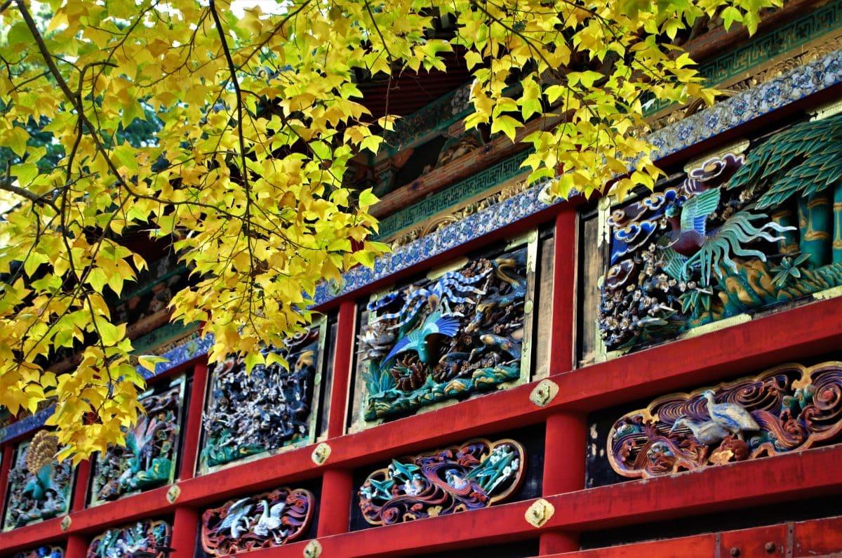 Tpshogu's Corridor carvings