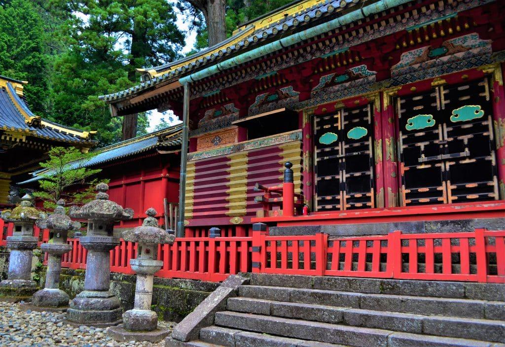 Toshogu storehouse