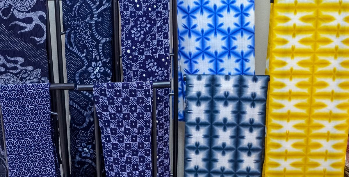 Experience the Kyoto Shibori Museum – Keeping an Ancient Artistic Tradition Alive