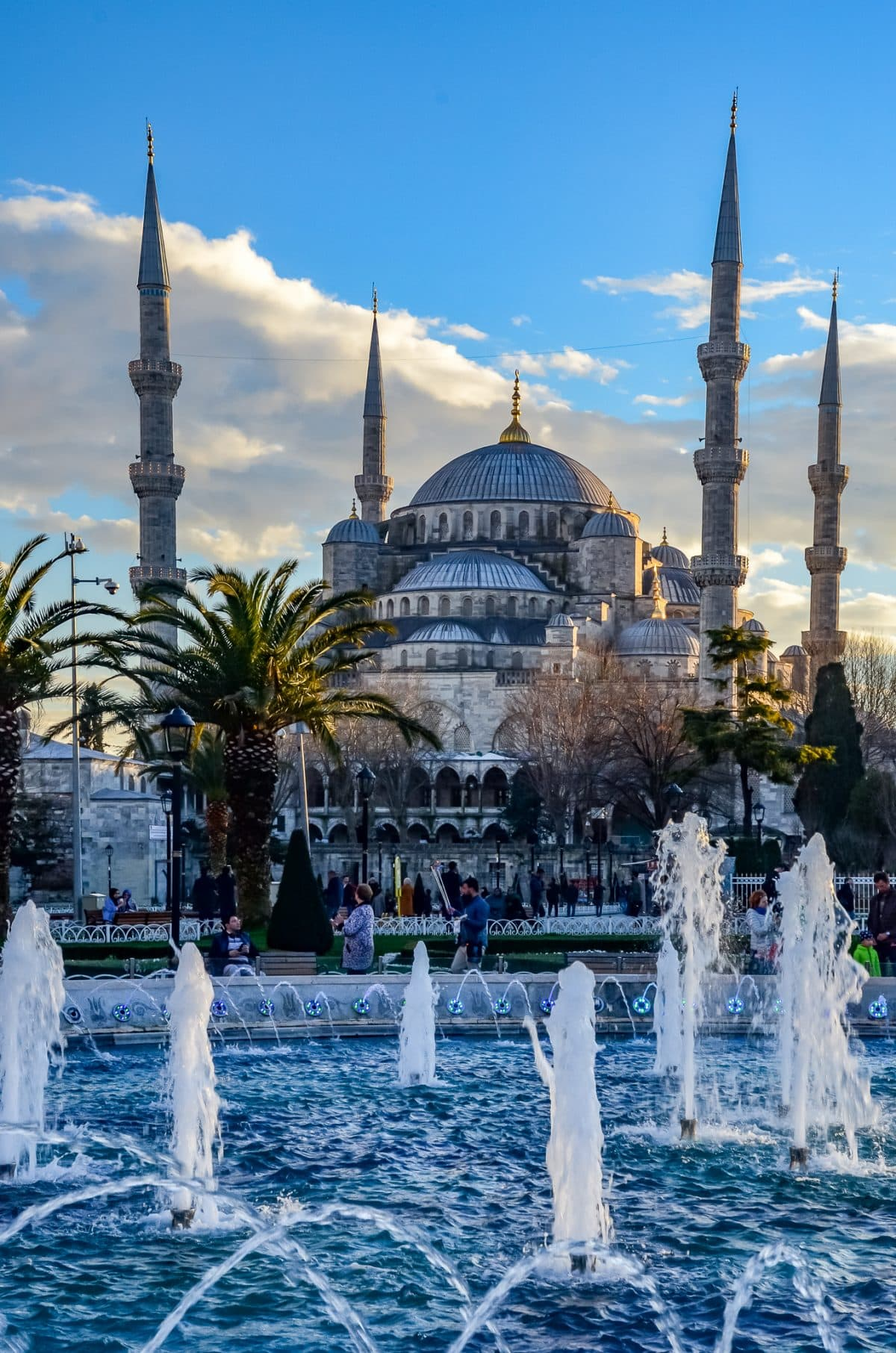 A DAY IN BEAUTIFUL ISTANBUL