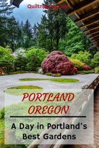 Explore the beautiful gardens in Portland, OR #portland #ooregon #gardens