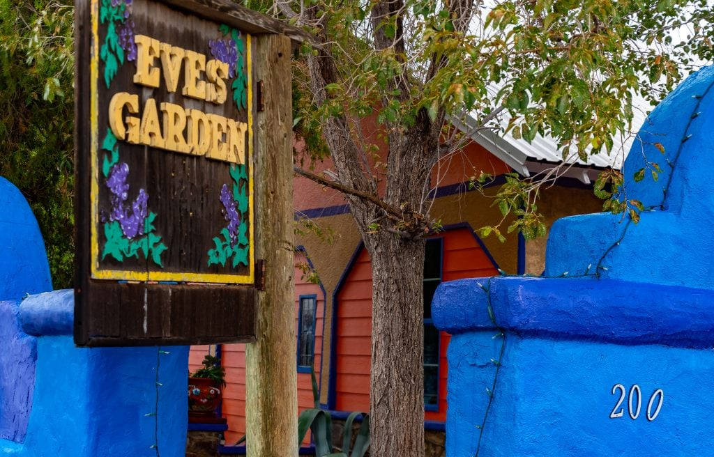 Eve's Garden B&B
