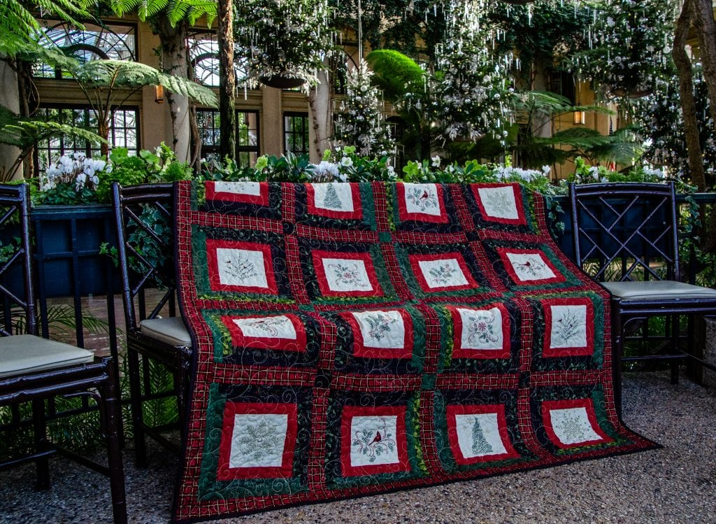 My Merry Christmas Quilt