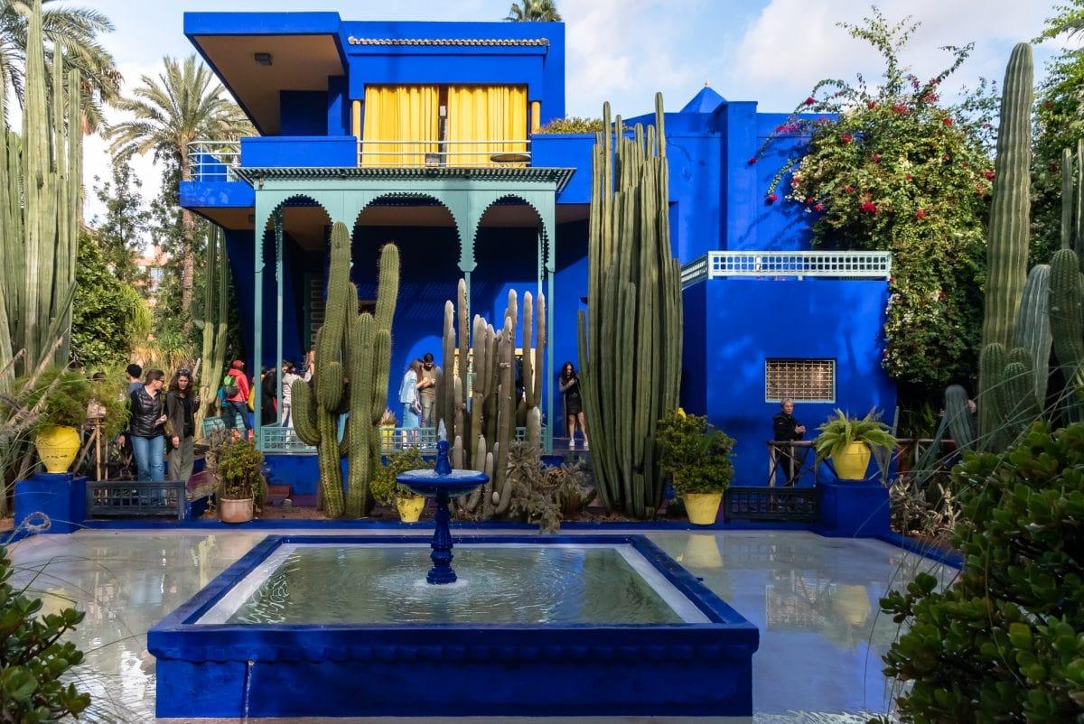 One Day in Marrakesh – A Stroll Through the Majorelle Garden