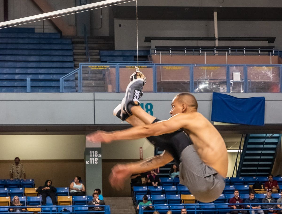 Athletics and Tradition Play Together at the World Eskimo-Indian Olympics