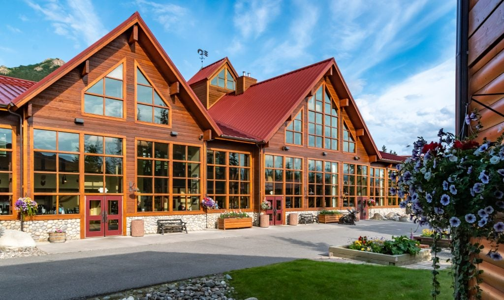 The Denali Princess Wilderness Lodge