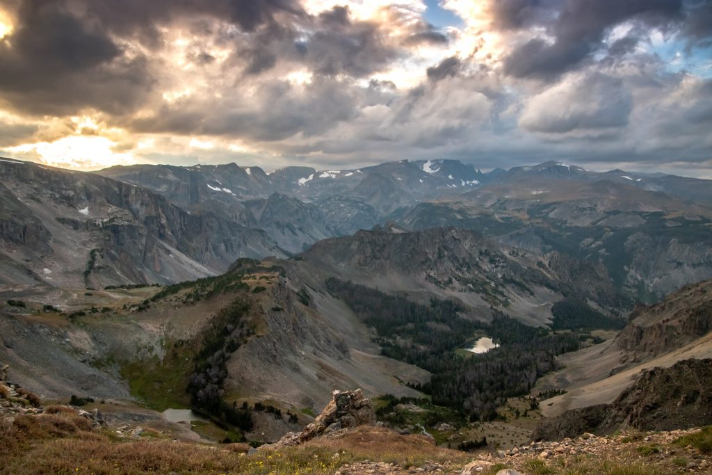 Another fantastic view from the Beartooth Highway