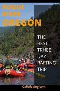 Stay in lodges overnight while rafting on the wild and scenic Rogue River in Oregon