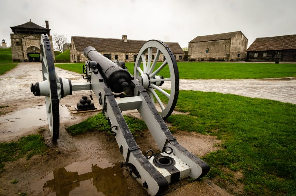 Old Fort Niagara Historical site