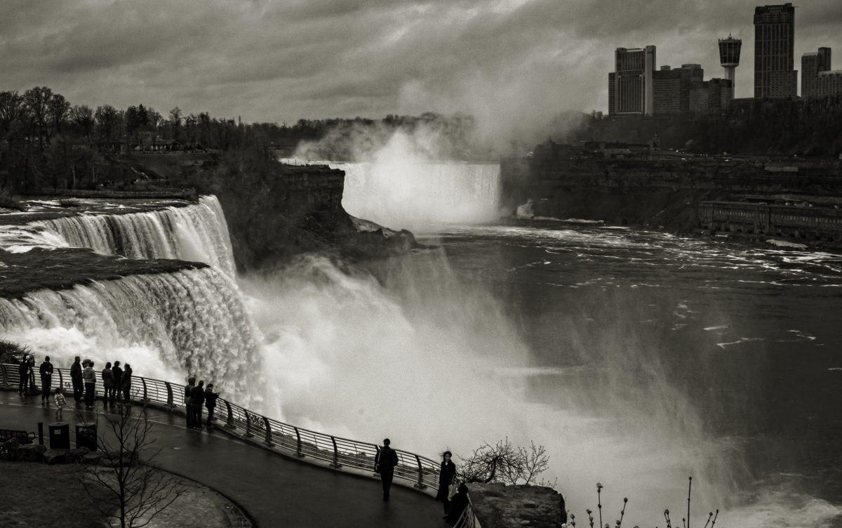 Visiting Niagara Falls USA