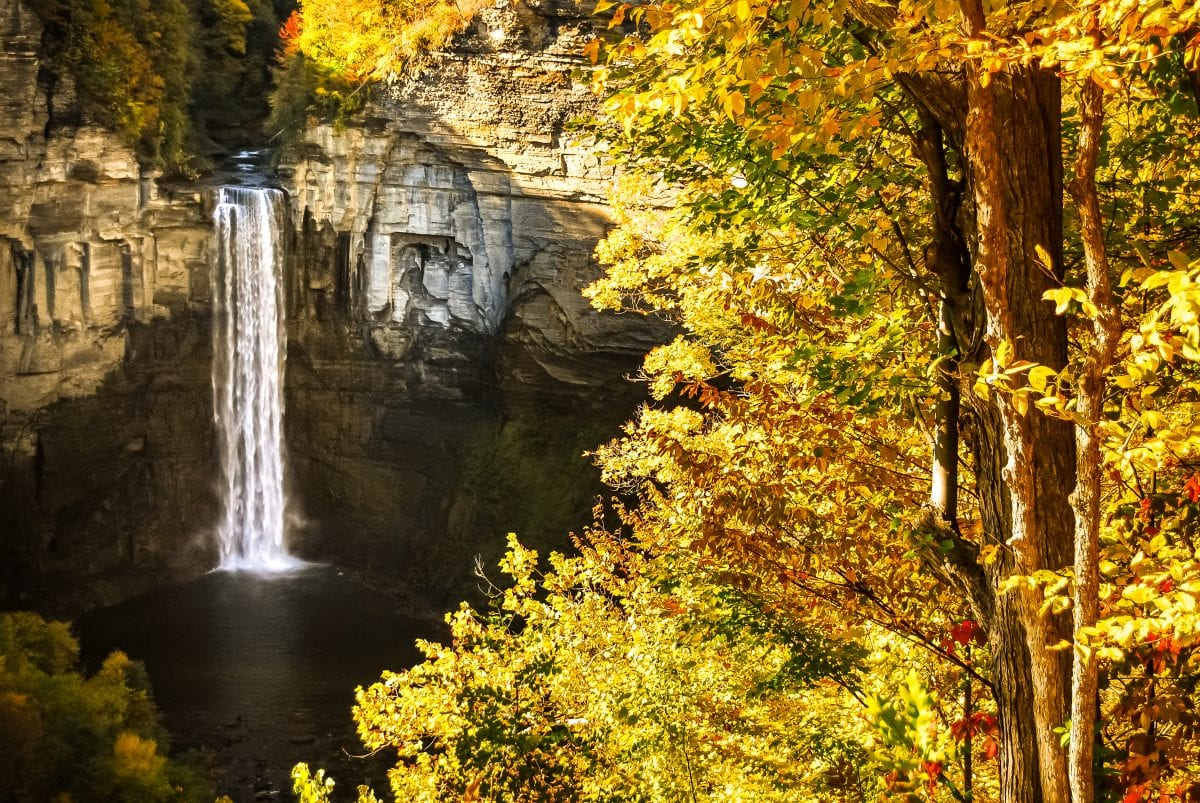 getaway to the Finger Lakes in the Fall