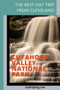 Discover how to do a day trip to Cuyahoga valley National Park from Cleveland, ohio