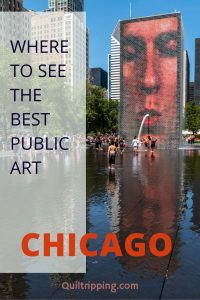 Discover the best murals, sculptures and public art in Chicago