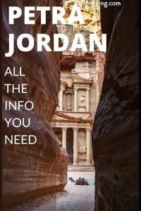 Giving you all the information you need to plan your own trip to Petra in Jordan