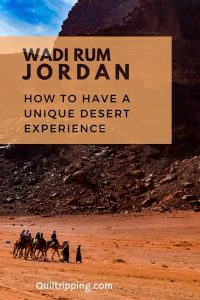 How to have the best and most luxurious visit in the desert of Wadi Rum Jordan