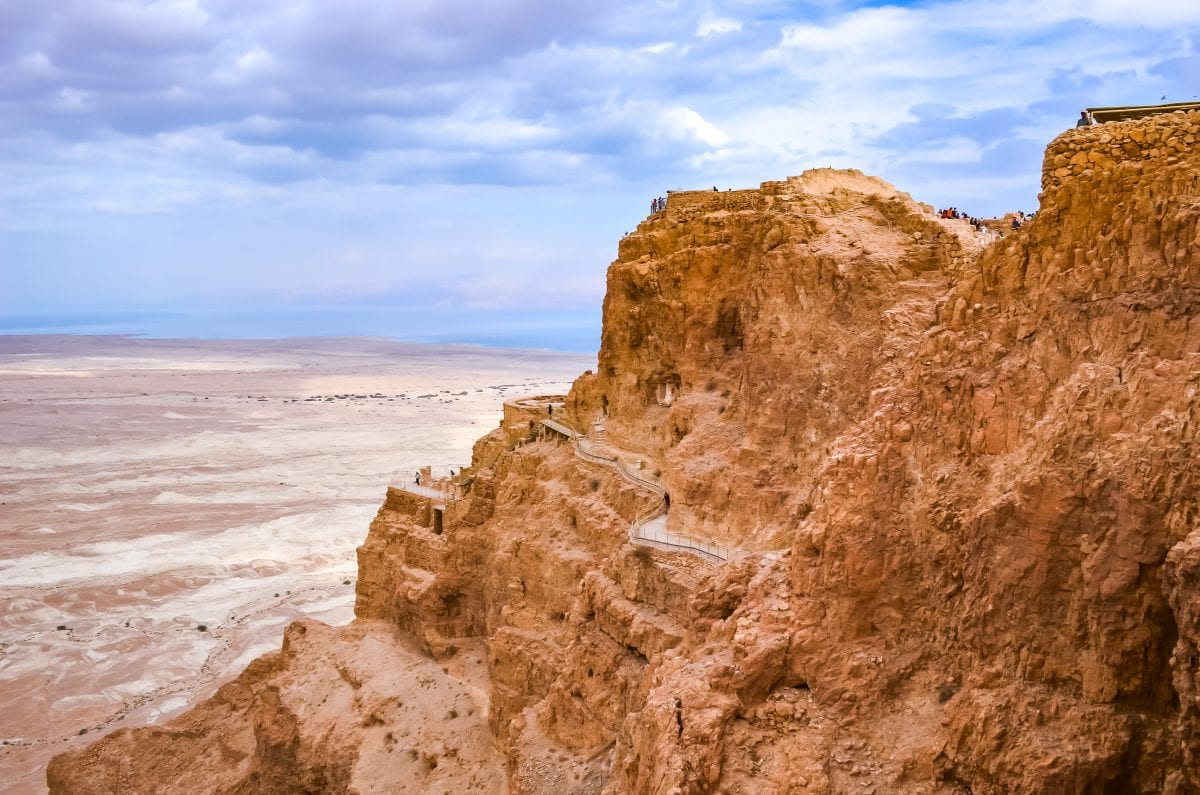 A Day Trip from Tel Aviv – Take a Tour to Masada and the Dead Sea