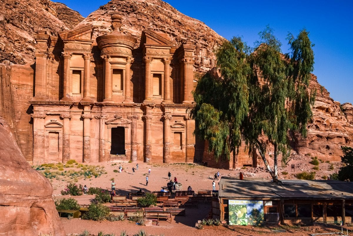 You can visit the Monastery inside Petra on a 2 day Petra itinerary