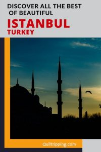 Read about all the best sights in beautiful Istanbul, Turkey