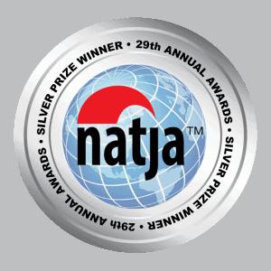 2020 NATJA silver award